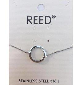 Reed Circle Bracelet