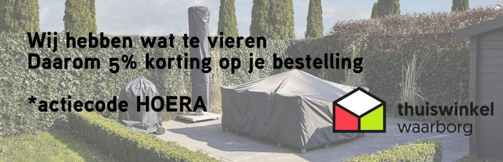 Hoera! Wij zijn gecertificeerd door Thuiswinkelwaarborg.