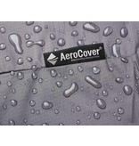 Aerocover L vormige loungesethoes 325x255x70h cm. - links