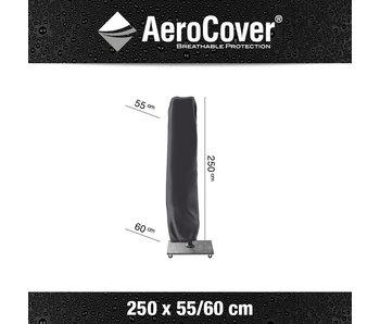 Aerocover zweefparasolhoes - 250x55/60 cm.