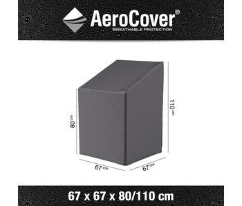 Aerocover Aerocover stapelstoelhoes 67x67x80/110 cm.