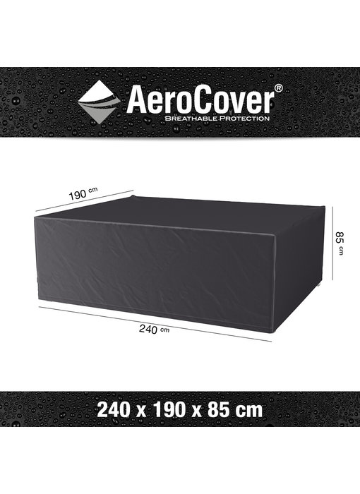 Aerocover Tuinsethoes 240 x 190 x 85  cm.