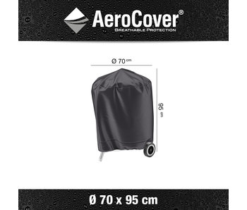 Aerocover kogel barbecue hoes 67 cm.