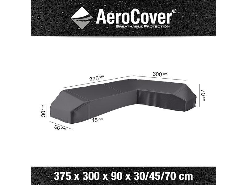 Aerocover Platform loungesethoes 375x300x90xh30/70 RECHTS