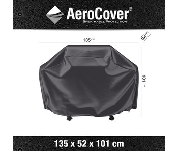 Aerocover Barbecue hoes - 135x52x101 cm.