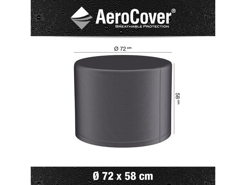 Aerocover vuurtafelhoes - Ø72xH58 cm.