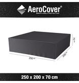 Aerocover Loungesethoes 250x200x70 cm.