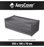 Aerocover Lounge bank hoes 250x100x70h cm.