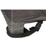 Aerocover Platform loungesethoes 350x275x90x70 cm - LINKS