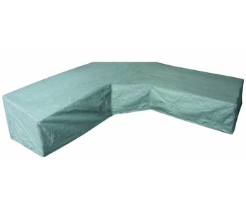 Eurotrail  Loungesethoes L-Vorm Big Corner 300x300x70 3-Laags