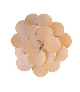Sandingpapers 1000 grit for Poly-Fast 25 pieces