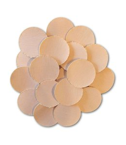 Sandingpapers 1500 grit for Poly-Fast 25 pieces