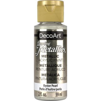 Dazzling Metallics Acrylic Paint Oyster Pearl