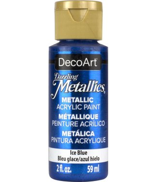 Dazzling Metallics Acrylic Paint Ice Blue