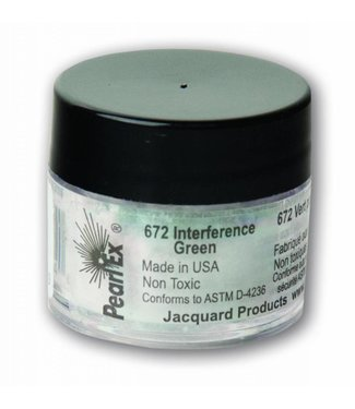 Pearl Ex 672 Interference Green 3 gram