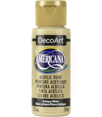Americana Acrylic Paint Antique White