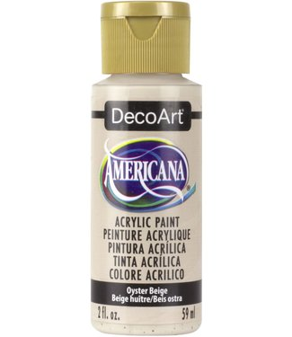 Americana Acrylic Paint Oyster Beige