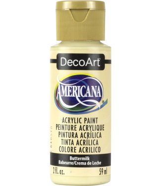 Americana Acrylic Paint Buttermilk