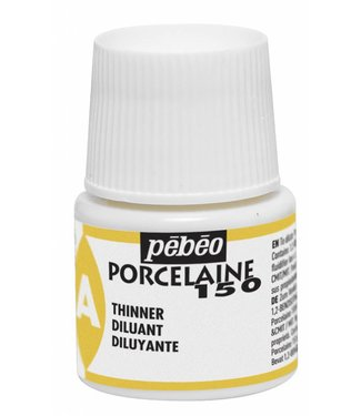 Pebeo Porcelaine Thinner 45 ml.