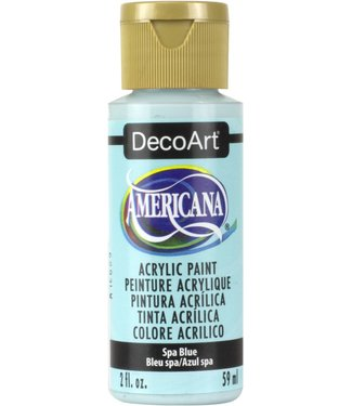 Americana Acrylic Paint Spa Blue
