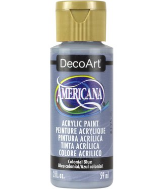 Americana Acrylic Paint Colonial Blue