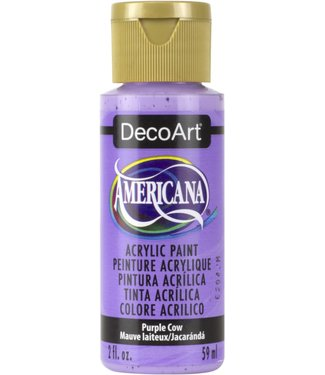 Americana Acryl Verf Purple Cow