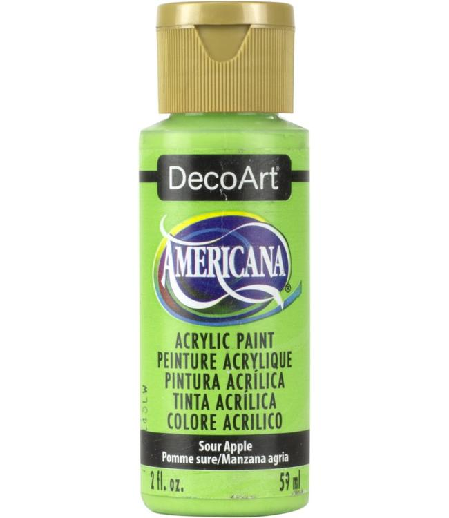 Americana Acryl Verf Sour Apple