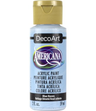 Americana Acrylic Paint Blue Haven