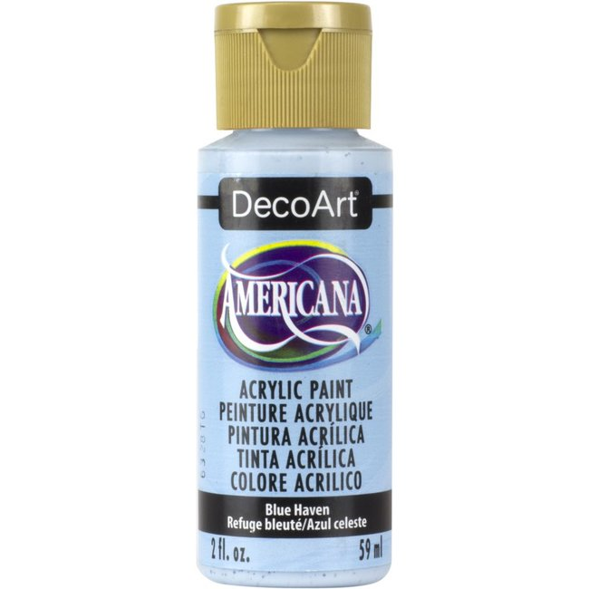 DecoArt Americana Acryl Verf Blue Haven