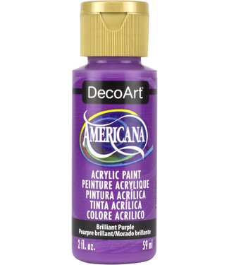 Americana Acryl Verf Brilliant Purple