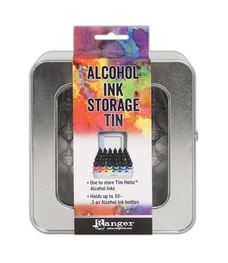 Alcohol Ink Stock Tin