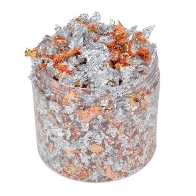 """Cosmic Shimmer Gilding Flakes """"Red Speckle"""""""