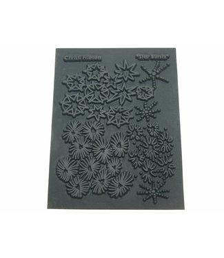 "Christi Friesen Texture Stamp ""Star Burstz"""
