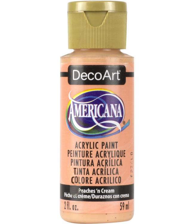 Americana Acryl Verf Peaches 'n Cream