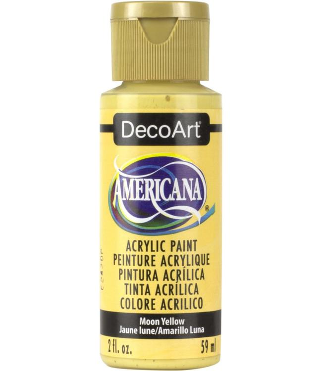 Americana Acryl Verf Moon Yellow