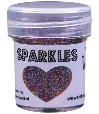 "WOW! Sparkles Premium Glitter ""All That Jazz"" 15 ml."