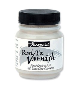 Pearl Ex Varnish   2.25 fl oz (66.54 ml.)