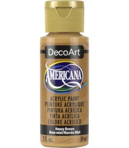 Americana Acryl Verf Honey Brown