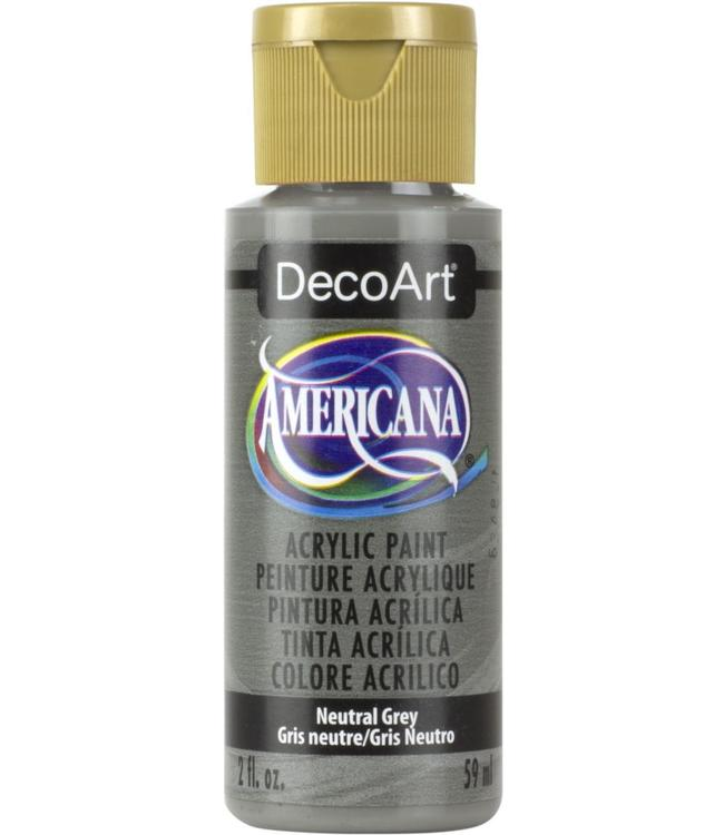 Americana Acryl Verf Neutral Grey