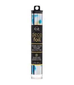 Deco Foil - Transfer Sheets - Lapis Watercolor -
