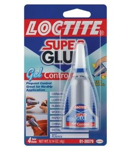 Loctite Super Glue Gel Control 4 gram