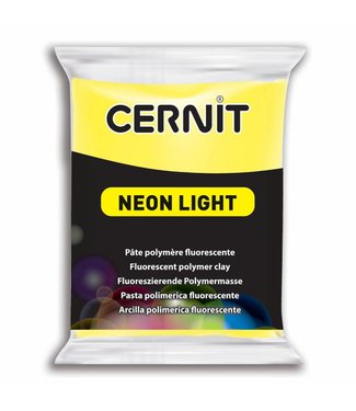 Cernit Neon yellow (700) 2 oz - 56 g