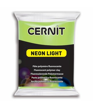 Cernit Neon green (922) 2 oz - 56 g