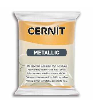 Cernit Metallic Gold (050) 56 gram