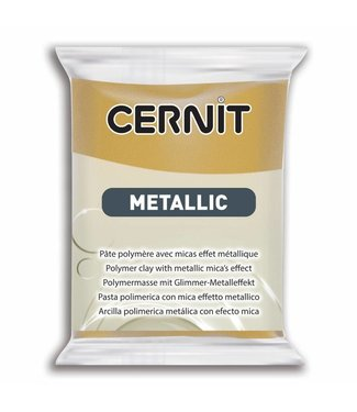Cernit Metallic Rich Gold (053) 56 gram