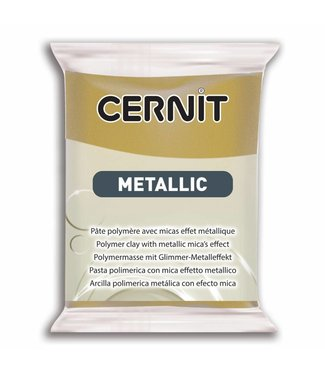 Cernit Metallic Antique Gold (055) 56 gram