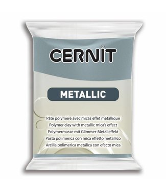 Cernit Metallic Steel (167) 56 gram