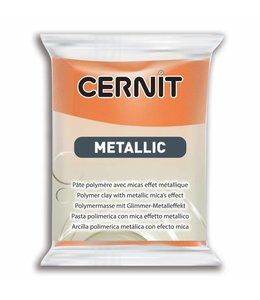 Cernit Metallic Rust (775) 56 gram