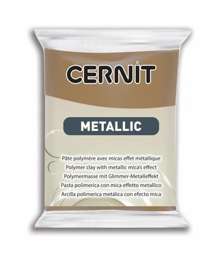Cernit Metallic Antique Bronze (059) 56 gram