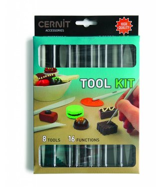 Cernit Tool Kit 8-pieces